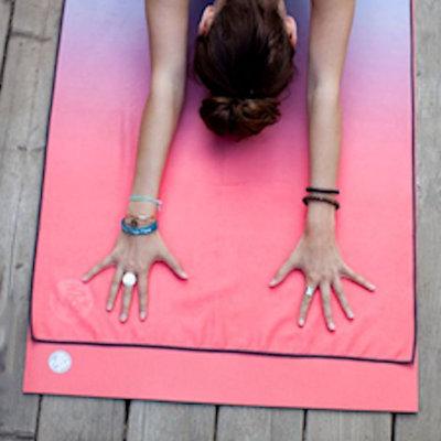 Serviettes de tapis de yoga