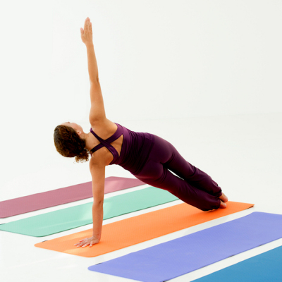 Tous les tapis de yoga